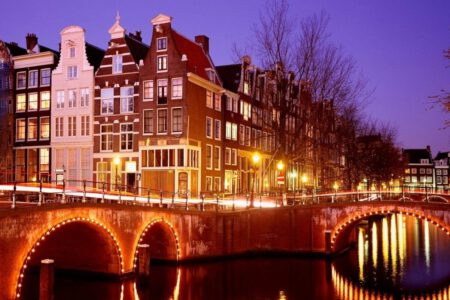 Radreisen Niederlanden